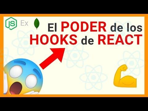 React hooks tutorial español 💪 - [MERN stack tutorial] 2019 thumbnail