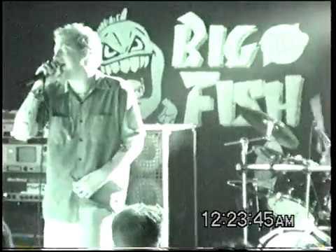 NOTHINGFACE @ BIG FISH PUB TEMPE AZ Cam1