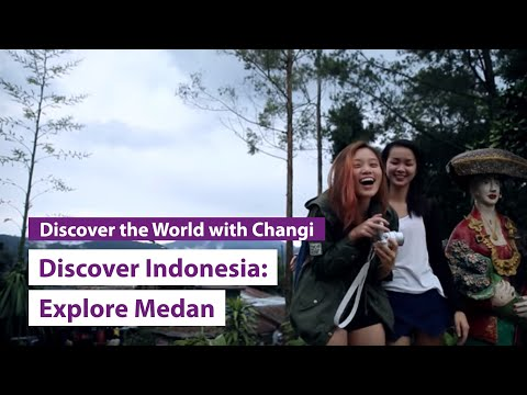 Discover Indonesia: Medan