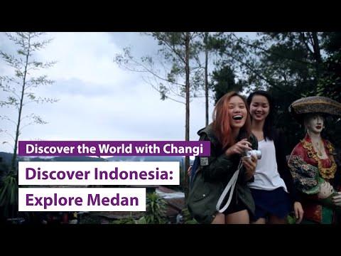 Discover Indonesia: Medan