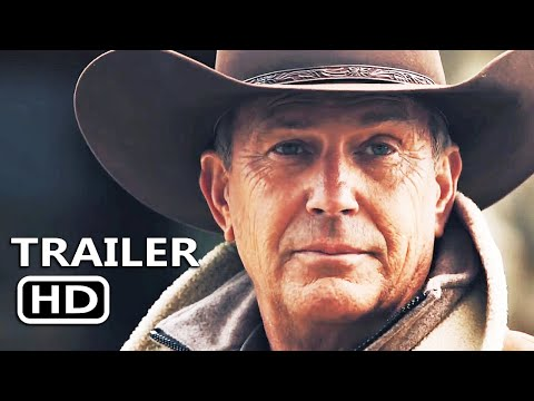YELLOWSTONE SEASON 3 Official Trailer (2020) Kevin Costner Movie