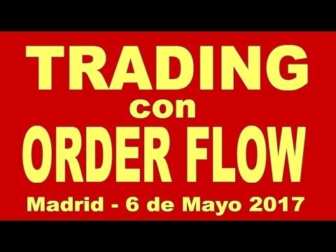 📊 ESTRATEGIAS de TRADING con VOLUMEN - (Madrid - 6/5/2017) CONGRESO de TRADING con ORDER FLOW