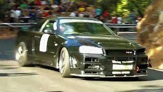 700Hp Skyline R34 Monster // Hillclimb Drift Attack