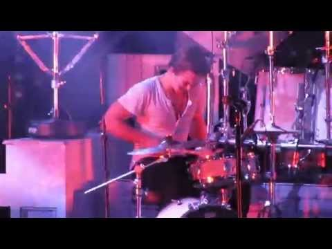 Hunter Hayes - Playing Drums + Storm Warning - Allentown, PA (8/30/14)