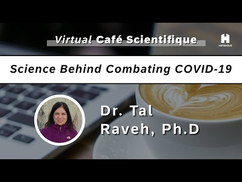 Virtual Café Scientifique   Science Behind Combating COVID-19 from YouTube · Duration:  1 hour 45 minutes 42 seconds