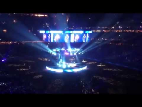 lady antebellum- need you now- Houston Rodeo 2011