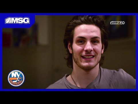 5 Questions with Mat Barzal | New York Islanders | MSG Networks