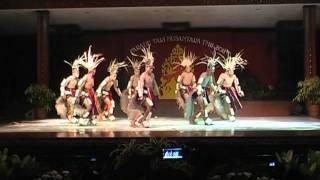 Tarian NTT 2011 KHARISMA NUSANTARA
