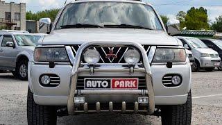Автопарк Тест драйв Mitsubishi Pajero Sport 3.0 от Продорожник