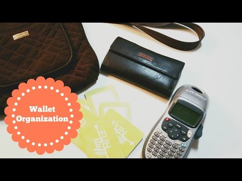 Wallet Organization