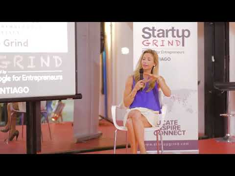Startup Grind Santiago Chile Hosts Laura Chicurel (Founder & CEO Innova 360)