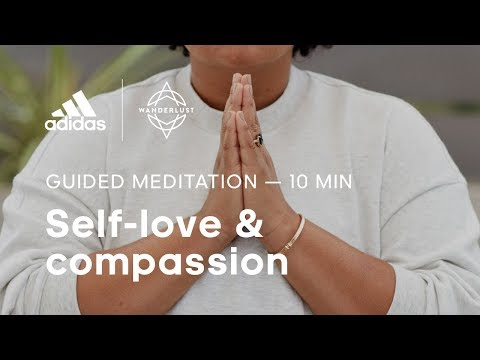 10 min Guided Meditation for Self-Love and Compassion with Alli Simon