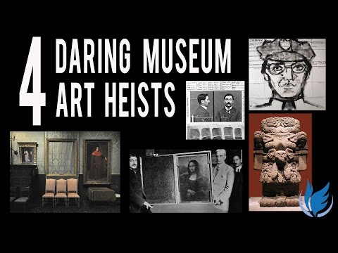 Four of the Most Daring Museum Art Heists in History