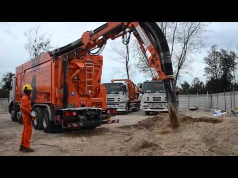 TechGems Suction Excavator Operations
