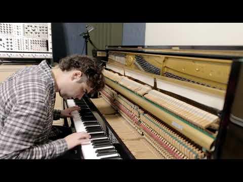 Dream Theater - Octavarium guitar solo on piano