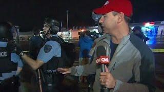 Curfew in effect in Ferguson, Missouri