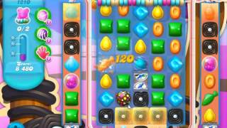 Candy Crush Soda Saga Level 1210 - NO BOOSTERS