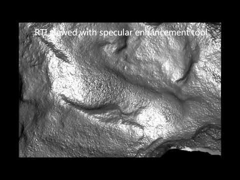 Virtual RTI Happisburgh Footprint