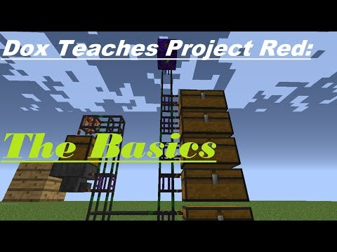My Tutorial On The Project Red Transport Pipes! - Attack of the B