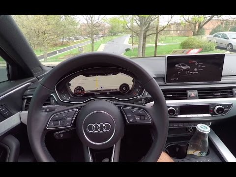 NEW Audi Virtual Cockpit, Apple CarPlay, & MMI Overview