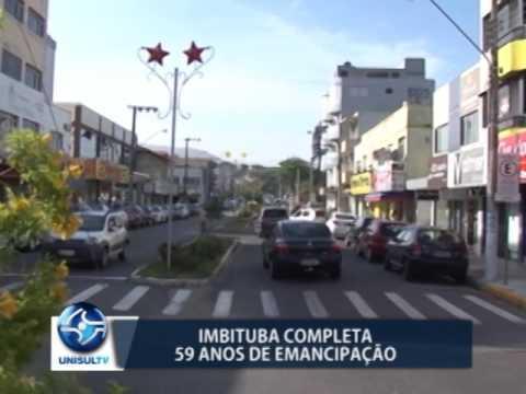 Município de Imbituba comemora 59 anos de emancipação