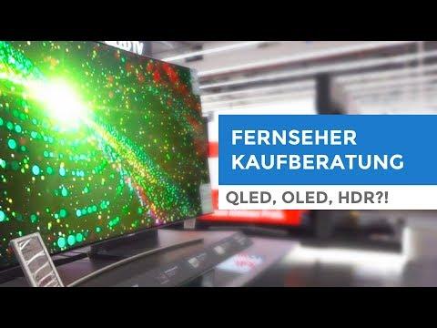 Fernseher kaufen: UHD, OLED, QLED, HDR? Worauf muss ich beim ...