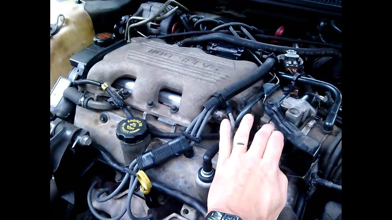 97 Chevy Lumina Engine Rev
