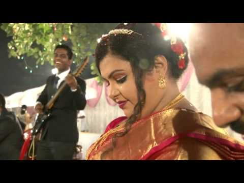Jibi & Blessy's Wedding Song Performance