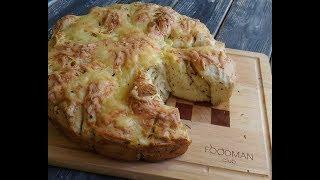 Чесночный хлеб с прованскими травами: рецепт от Foodman.club