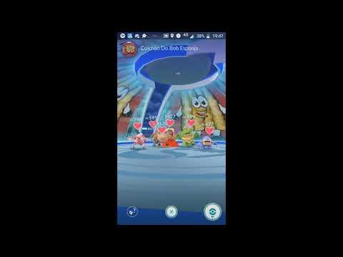Pokémons dançando ao som de Vitas