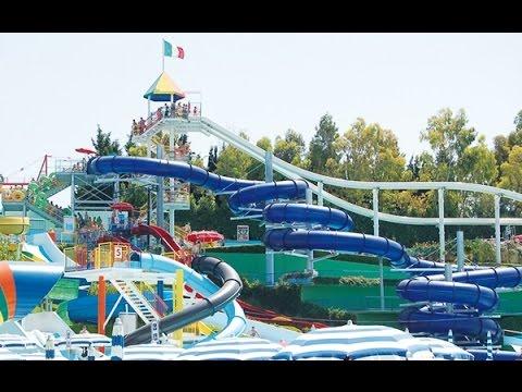Acquapark Onda Blu Tortoreto (Abruzzo, Italia) [GO-PRO]