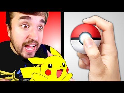 O NOVO POKÉMON! - Pokémon Let's Go e Pokéball Plus thumbnail