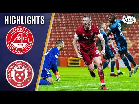 Aberdeen Hamilton Goals And Highlights
