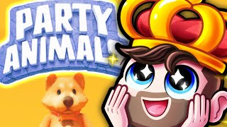 THIS GAME IS WILD! - Party Animals!