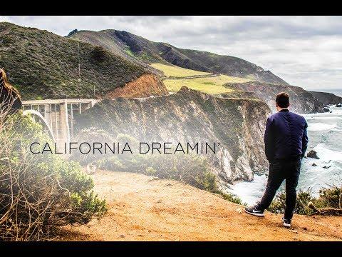 Californian Roadtrip 4K