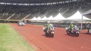 #HappeningNow Tuku's Body arrives at National Sports Stadium