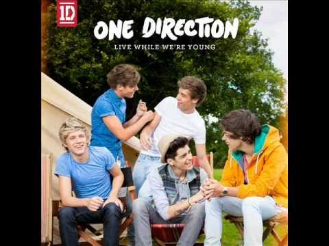 One Direction Live While We're Young HQ (Download Link)