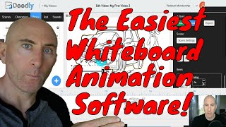 The Easiest Whiteboard Animation Software - Doodly Software For Youtube and Fiverr Videos