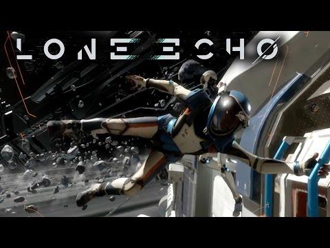Lone Echo - Announcement Trailer   Oculus Touch VR