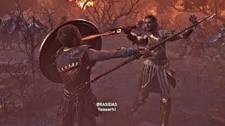 Gambar cover Assassin's Creed Odyssey - Athens Vs Sparta & Deimos Boss Fight