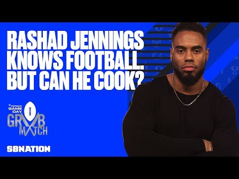 Pro football legends face off in the PepsiCo Game Day Grub Match I Episode 1 [Advertiser content]