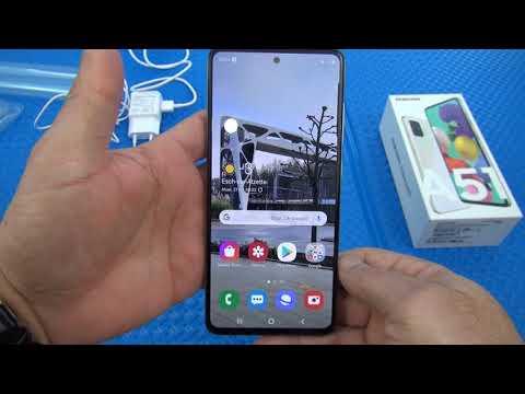Unboxing: Samsung Galaxy A51 SM-A515F / DSN 128GB