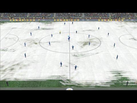 Tutorial Como Jugar Con Nieve En Pes2017