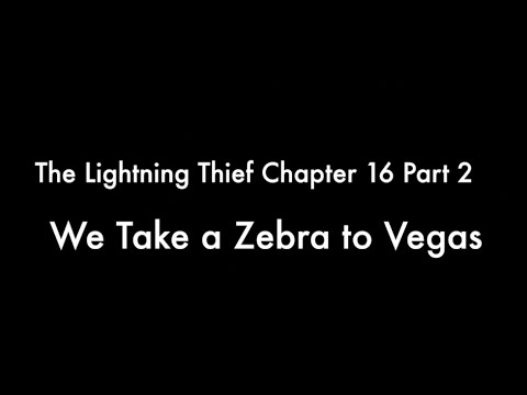 The Lightning Thief Audiobook Read Aloud Chapter 16 Part 2