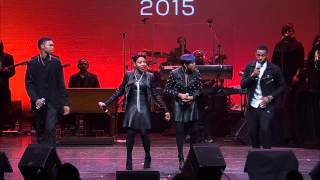 "The Walls Group BMI Trailblazers Awards 2015 Performing ""Contentment"""