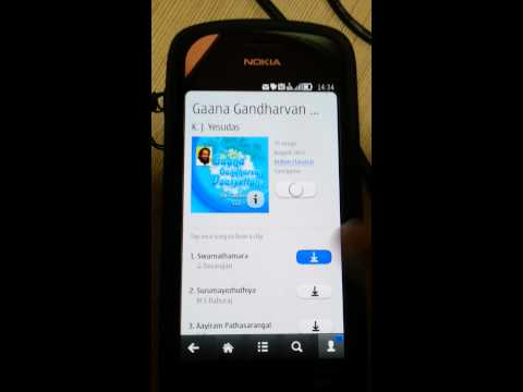 Nokia music problem