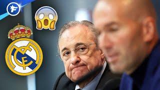 Le Real Madrid prêt à frapper fort pour remplacer Zinedine Zidane | Revue de presse