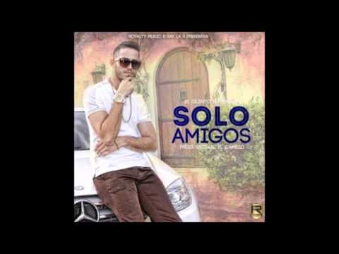 Manage El Quinto Elemento - Solo Amigos (Prod By Radikal El Cambio)