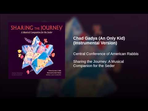 Chad Gadya (An Only Kid) (Instrumental Version)