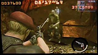 Resident Evil 3DS The Mercenaries 3D Mission EX-8 Krauser 384381 P29